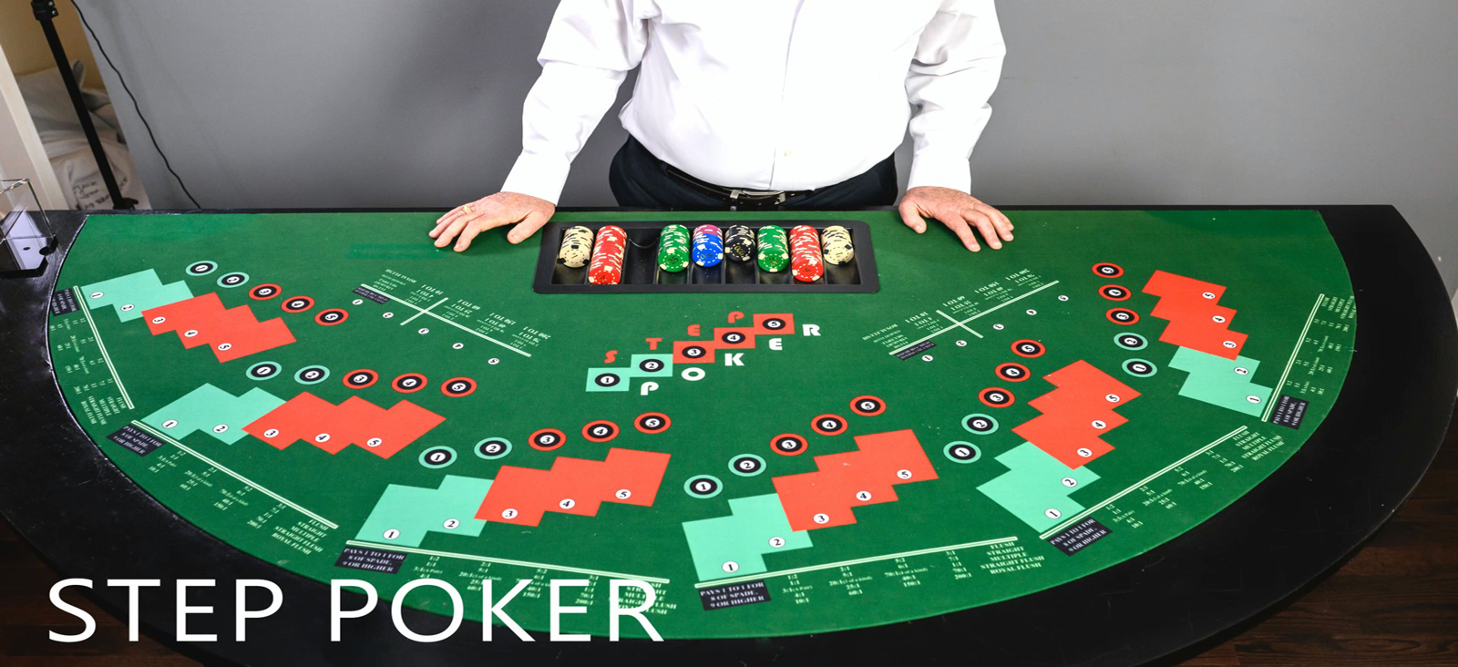 Step Poker